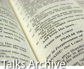 Talks Archive